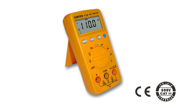CENTER 110_ Digital Multimeter 1