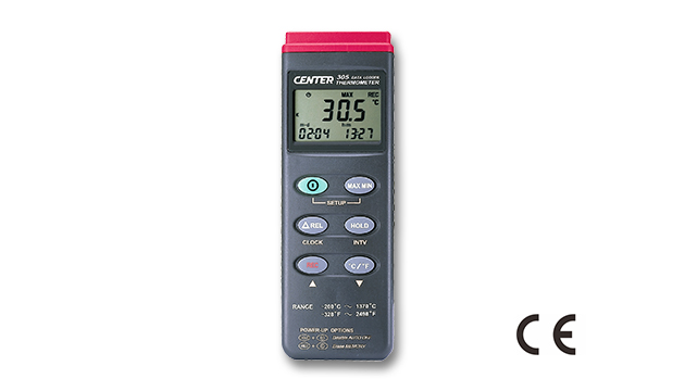 CENTER 305_ Datalogger Thermometer 1