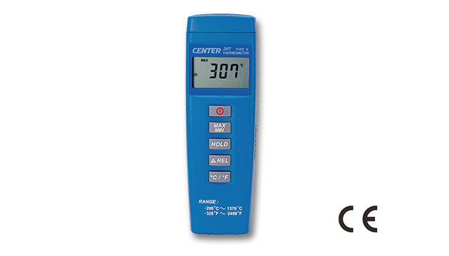 CENTER 307_ Thermometer (Compact Size, Economy) 1