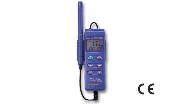 CENTER 311_ Dual Input Humidity Temperature Meter 1