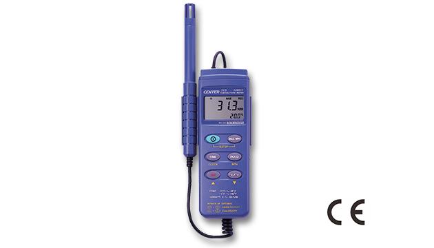 CENTER 313_ Datalogger Humidity Temperature Meter 1