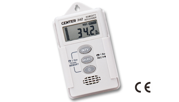 CENTER 342_ Datalogger Temperature Humidity Recorder 2