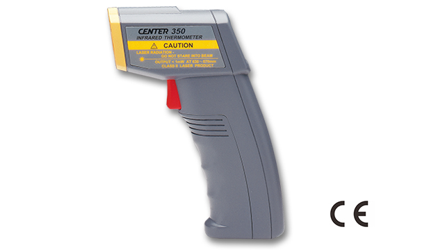 CENTER 350_ Infrared Thermometer (8:1) 1