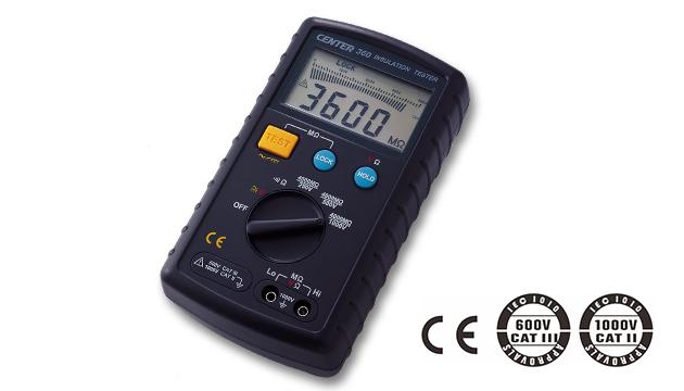 CENTER 360_ Insulation Tester 1