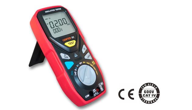 CENTER 365_ Insulation Tester 2