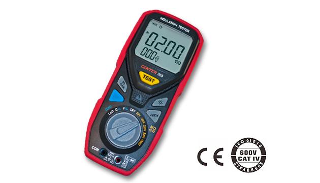 CENTER 365_ Insulation Tester 1