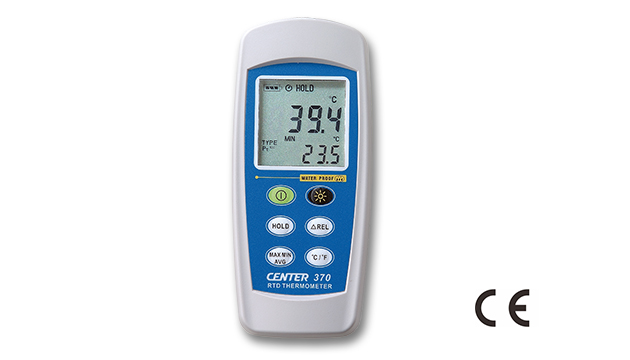 CENTER 370_ RTD Thermometer (Water Proof) 1
