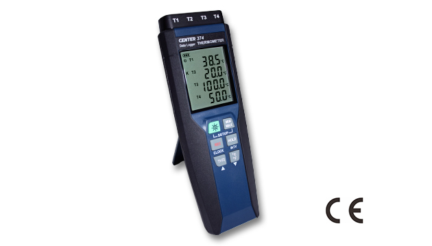 CENTER 374_ Four Channels Datalogger Thermometer 1