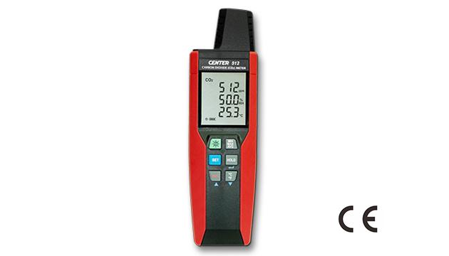 CENTER 512_ Carbon Dioxide (CO2) Meter 1