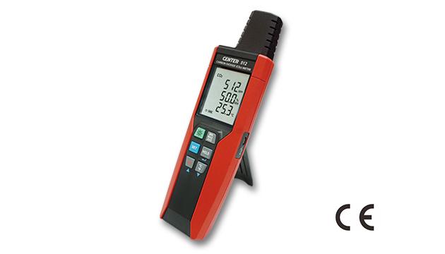 CENTER 512_ Carbon Dioxide (CO2) Meter 2